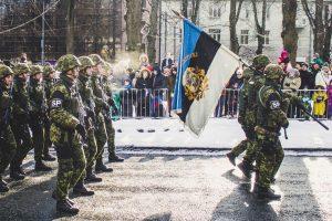 See how peacekeeping forces work in Tempe Terra