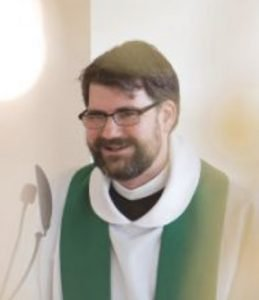 Greetings from The Rev. Karl Stevens, the new Priest-in-Charge