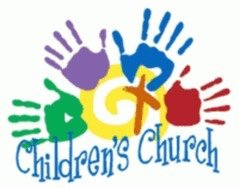 Children's Church Debuts Sunday May 24th! 9:30am on Zoom