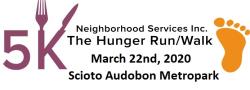 Neighborhood Services Hunger Run/Walk on Sunday, March 22