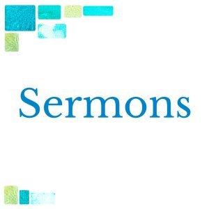 This Past's Sunday's Sermon