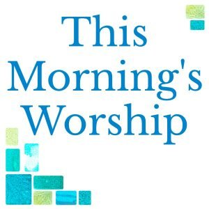 Worship on Sunday, August 23rd