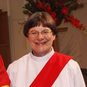 St. Stephen's Welcomes The Rev. Deacon Meribah Mansfield